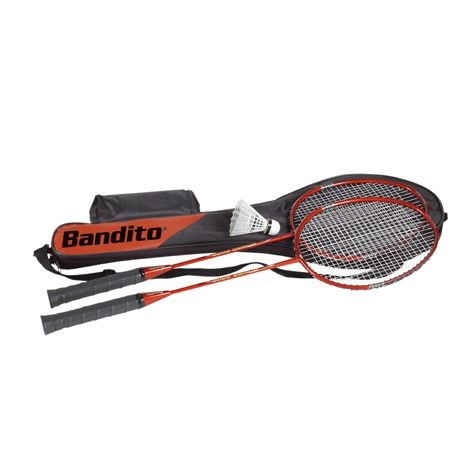 Badminton - Schläger - Set Alu