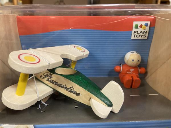 Plan Toys Classic Flugzeug