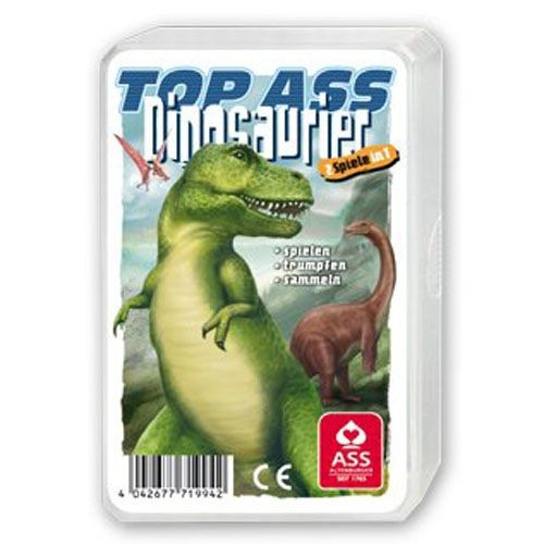 Quartett Dinosaurier