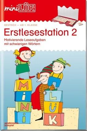 mini LÜK Erstlesestation 2