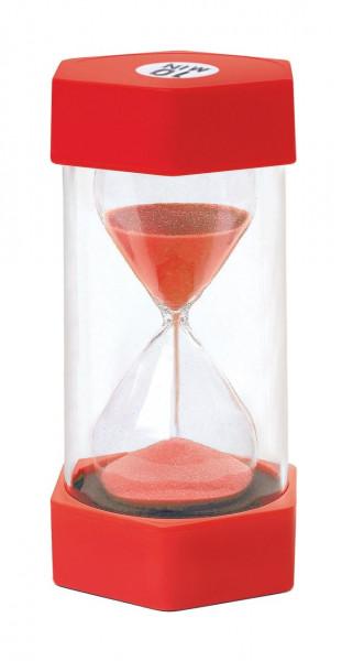 Sanduhr Maxi 10 Minuten rot