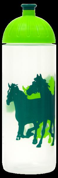 ISYbe®-Flasche Trinkflasche 0,7l, Pferde