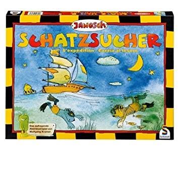 Janosch Schatzsucher