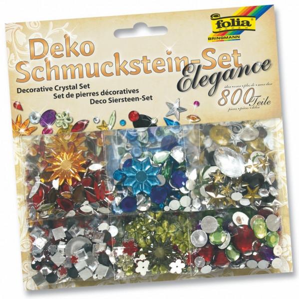 Schmuckstein-Set Elegance
