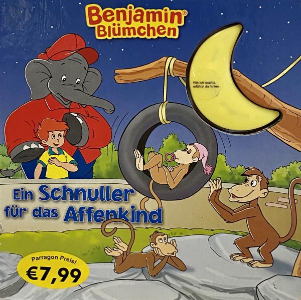 Benjamin Blümchen - Ein Schnuller für das Affenkind