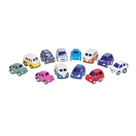 Mini Racer II mit Rückziehmotor