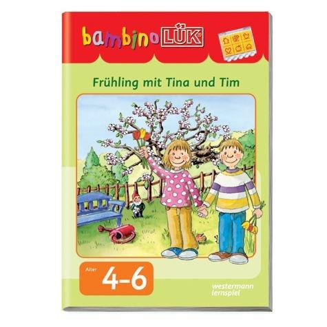 bambino LÜK Frühling mit Tina und Tim
