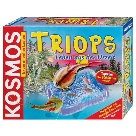 Triops. Leben aus der Urzeit