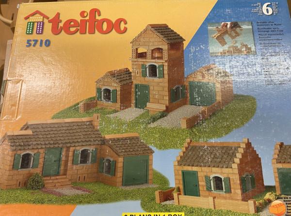 Wasserlösliche Bausteine teifoc
