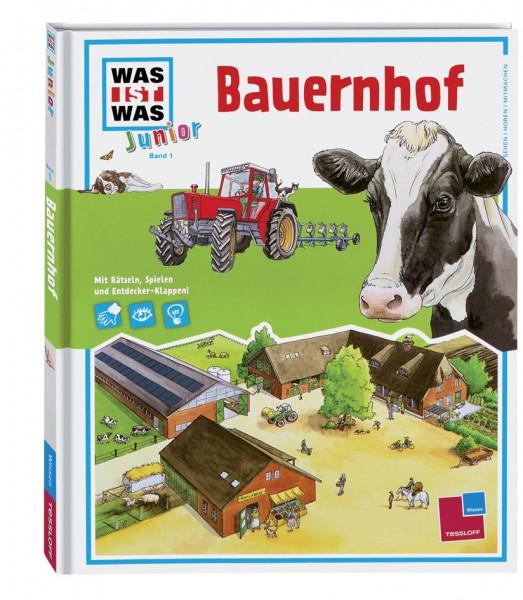 Was ist Was Junior Bd. 1 Bauernhof