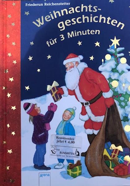 Weihnachtsgeschichten für 3 Minuten