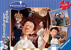 "Ravensbuger Puzzle ""Ratatouille"""