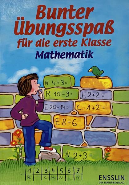 Bunter Übungsspaß für die 1 Klasse, Mathematik