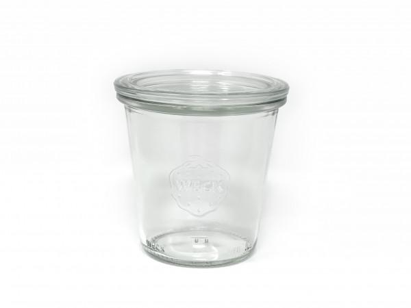 Einmachglas 1/5 Sturz, Ø 80 mm