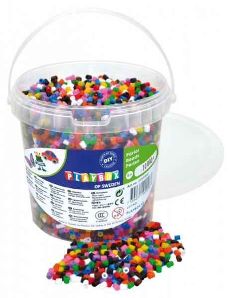 Bügelperlen 10.000 St. Multi-Mix