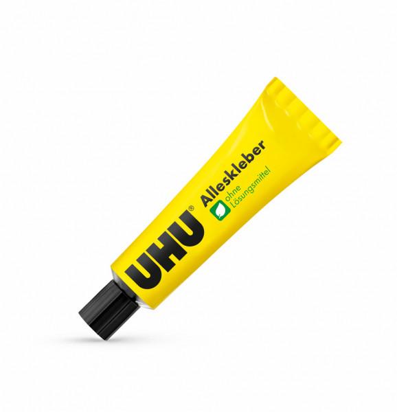 UHU Alleskleber ohne Lösungsmittel, Tube 35g
