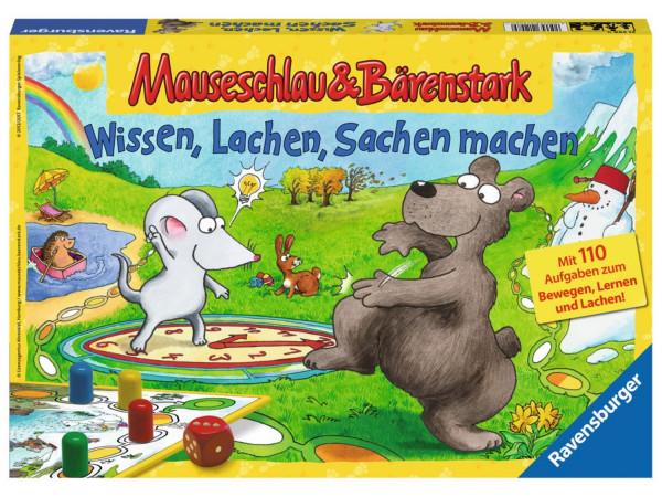 Mauseschlau & Bärenstark,ab 5 J., S.190