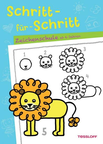 Schritt-für-Schritt-Zeichenschule