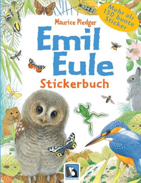 Emil Eule, Stickerbuch