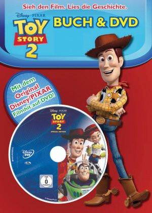 Disney-Pixar Toy Story 2 - Buch & DVD