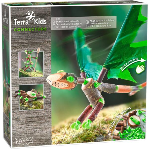 Terra Kids Connectors – Starter-Konstruktions-Set
