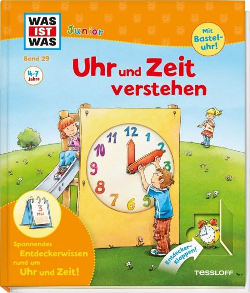 Was ist Was Junior - Uhr und Zeit verstehen