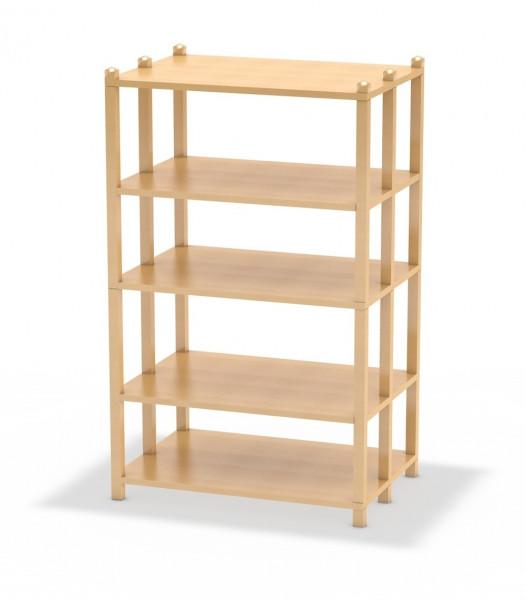 Bücherregal, 100 cm breit, doppelseitig