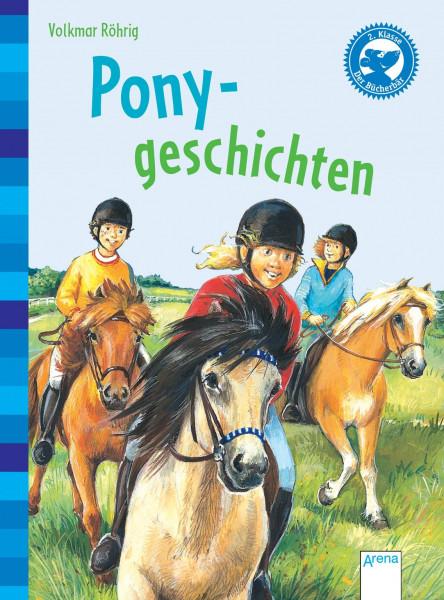 Ponygeschichten für Leseanfänger