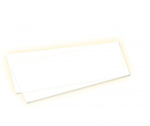 Transparentpapierzuschnitte
