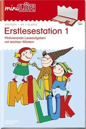 mini LÜK Erstlesestation 1