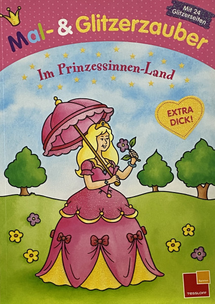 Mal- & Glitzerzauber, Prinzessinnen-Land