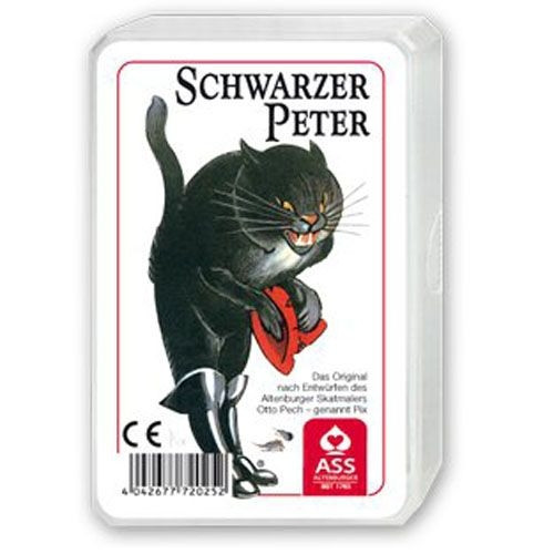 Schwarzer Peter Original Peterspiel