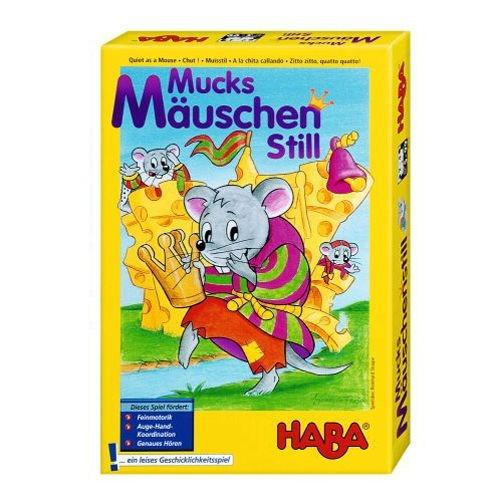 HABA Mucksmuschenstill