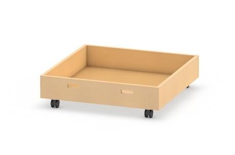 Rollkasten für Quadratpodest klein