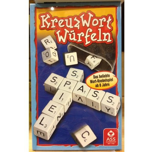 Kreuzwort-Würfeln