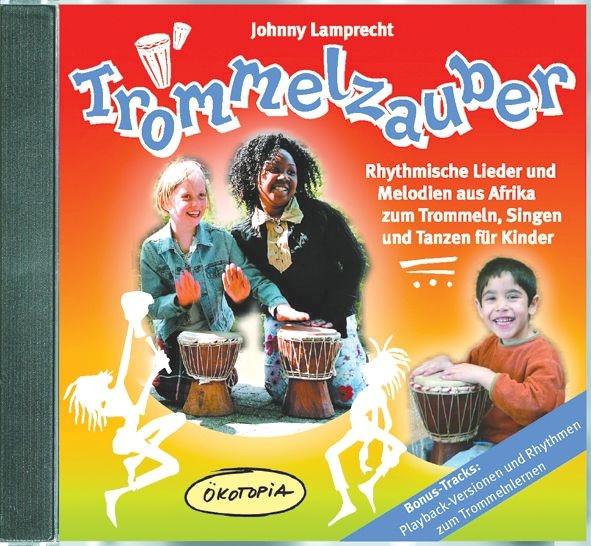 Trommelzauber (Doppel CD)
