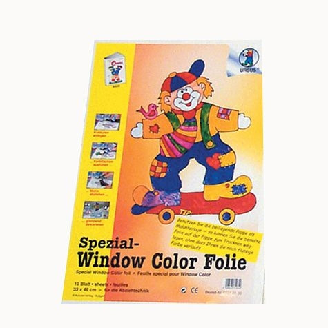 Spezial-Window Color Folie