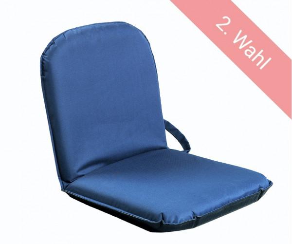 SITZFIX® Bodensitz blau 2. Wahl