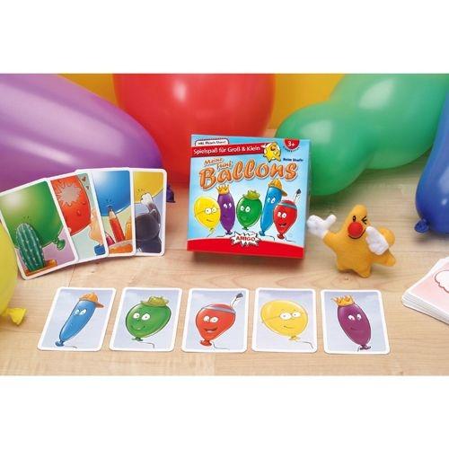 Meine fünf Ballons
