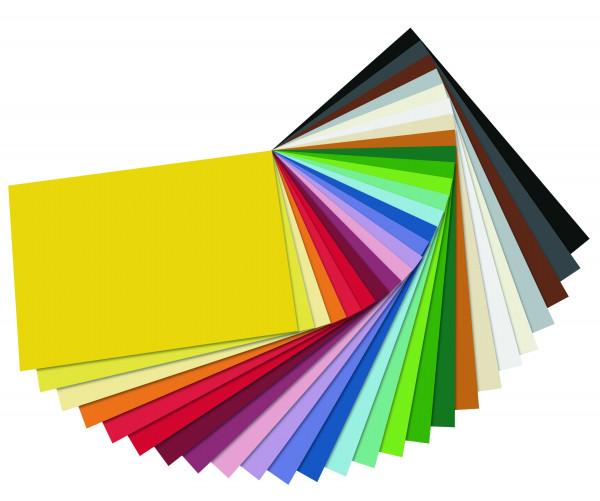 Tonpapier, 130g/m², 50 x 70 cm