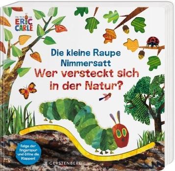 Raupe Nimmersatt - Wer versteckt sich in der Natur