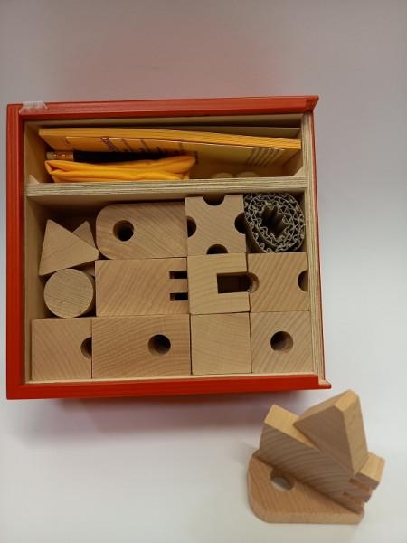 Spiele- und Sinnesbox