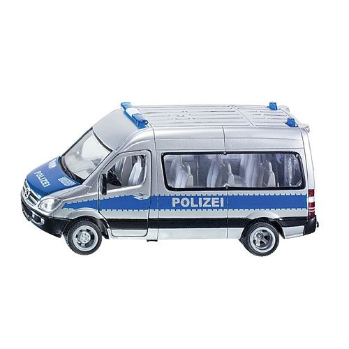 Polizeimannschaftswagen