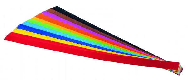 Flechtstreifen 200 Streifen, 50 cm
