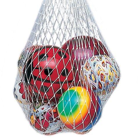 Ballnetz mit Zugschlaufe
