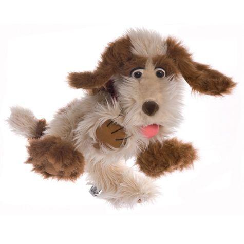 Handpuppe Tillmann der Hund