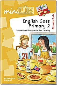 mini LÜK English Goes Primary 2