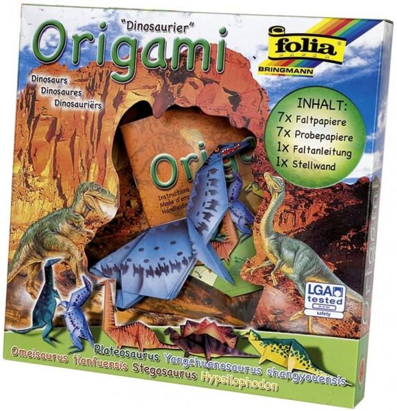 "Origami ""Dinosaurier"""