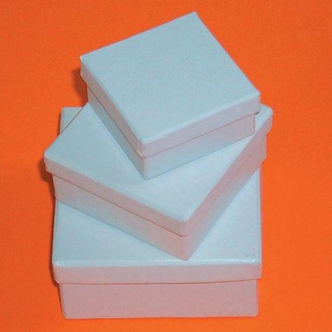 Schachtel viereckig