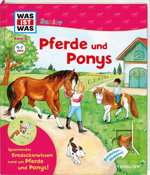 Was ist Was Junior Pferde und Ponys
